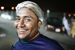 ABDULLAH the CHEF (N A Y E E M) Tags: wedding portrait night chef saudiarabia makkah biryani abdullah kabsa rohingya