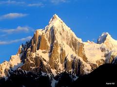 Paiju Peak- Baltoro Glacier, Pakistan