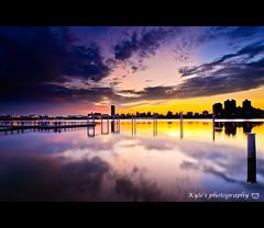 () Tags: sunset cloud olympus  zuiko e30 918
