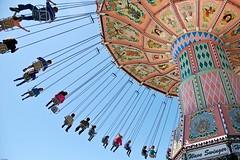 Overhead.  246/366 (Di's Eyes) Tags: carnival fun ride fair swing 85 overhead 2012 odc 112picturesin