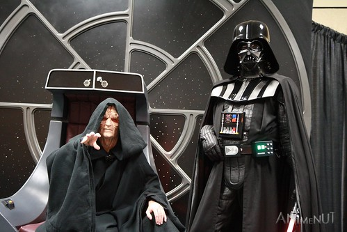 IMG_2903 - Emperor Palpatine & Darth Vad by Anime Nut, on Flickr