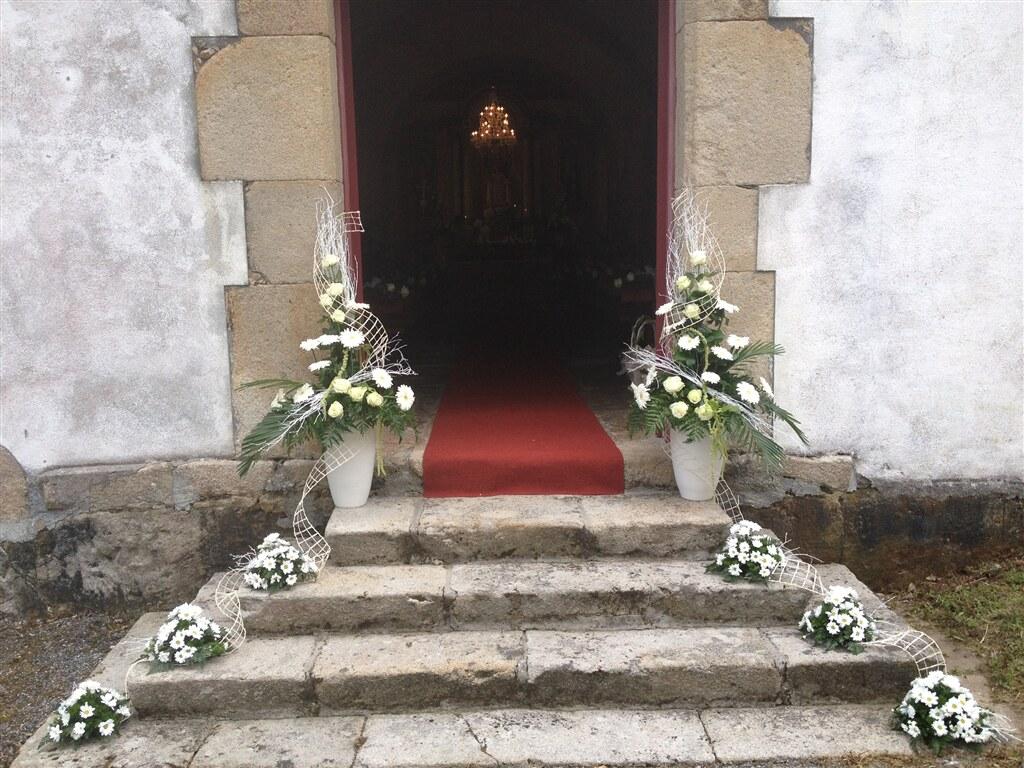 arreglo entrada iglesia