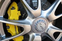 2010 Porsche 911 GT3 Black on Black PCCB (PorscheConnection) Tags: black composite ceramic ryan lock 911 center hills porsche brakes perrella beverly 19 connection 38 liter carrera 2010 gt3 997 pccb gt1 xpipe