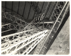 Photograph of Control Wires and Pulleys on a Dirigible, ca. 1933 (The U.S. National Archives) Tags: aircraft aviation zeppelin airship usnavy pulley usn goodyear dirigible pulleys lighterthanair navalaviation unitedstatesnavy goodyearzeppelin controlcables ussakron controlwires usnationalarchives zrs4 ussakronzrs4 nara:arcid=6708580 goodyearzeppelincorporation