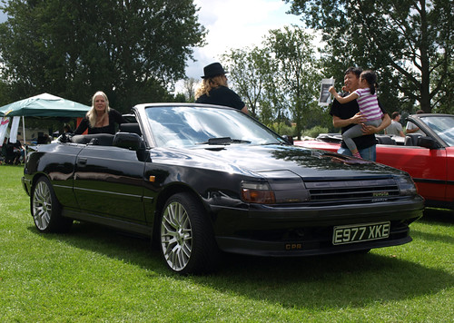 1988 Toyota Celica GT Convertible - a photo on Flickriver