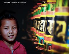 Canon Guy has no religion, Caste, Creed, just be creative...period (Ram Iyer Photography) Tags: travel nepal portrait india face pose religious asia buddha buddhist delhi kashmir ram incredible leh newdelhi jammu iyer travephotography ladakah earthasia thecanonguy ramiyercanonguy
