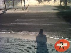 Paso de cebra en Valencia (nosepuedevlc) Tags: valencia pasodepeatones pasocebra pasopeatonal nosepuede nosepuedevlc