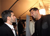 Marc Jacobs and Ricky Martin Marc Jacobs at Mercedes-Benz New York Fashion Week Spring/Summer 2013