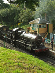 4300 no.5322 (alts1985) Tags: train spectacular four autum railway steam marks gala mid 4300 hants medstead 090912 no5322