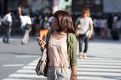 Tokyo crossing (bakagone) Tags: japan kimono torii japon tokyookinawa