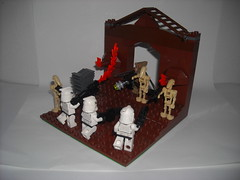 The Battle Of Geonosis (martinbrick12) Tags: trooper brick stars army star fight war lego bricks battle troopers creation clones conflict blocks block wars clone invasion moc geonosis martinbrick12