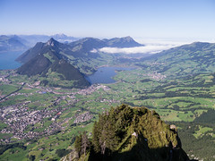 Grosser Mythen T5 (Padmanaba01) Tags: pictures news mountains alps rot sports nature berg schweiz switzerland newspaper google high open image pics outdoor hiking swiss altitude free images berge mount pilatus alpen source wandern uri grosser zeitung schwyz facebook archiv rigi mythen schafweg grtli