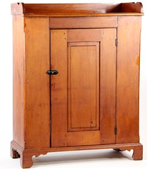 3. Primitive Wash Cupboard