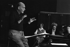 Georg Solti exhibition opens at the Royal Opera House