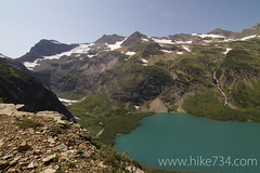 "Gunsight Lake • <a style=""font-size:0.8em;"" href=""http://www.flickr.com/photos/63501323@N07/8007157514/"" target=""_blank"">View on Flickr</a>"