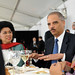 United States Attorney General Eric Holder attends the High-level Lunch Event on Women's Access to Justice, co-hosted by Finland, South Africa and UN Women