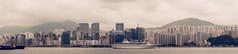 (Simon - hibernating) Tags: city urban panorama mountain skyline architecture clouds buildings landscape hongkong harbor boat asia cityscape estate sony victoria housing kowloon peninsula nex kwuntong kowloonbay ngautaukok 5n yautong