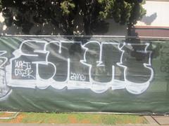 ENUF (oh'yea..BIG`TIME!) Tags: california graffiti oakland bay area amc 2012 enuf ofak wkt