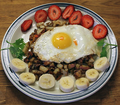 Breakfast (eks4003) Tags: breakfast potato eggs sunnyside hashbrownpotato