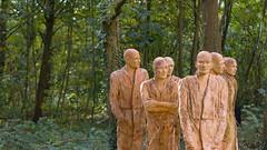 beelden (Lexe-I) Tags: de bea kunst herfst beelden van 2012 ijzerenberg dorpe