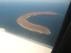"Photo from Air leaving the Galapagos • <a style=""font-size:0.8em;"" href=""http://www.flickr.com/photos/69210373@N08/8039704310/"" target=""_blank"">View on Flickr</a>"