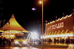 Funland? (jadecarneyphotography) Tags: riot arcade police carousel amusements southport funland