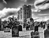 Hugh Johnson's last resting place. (~ john ~) Tags: priory alans artlegacy