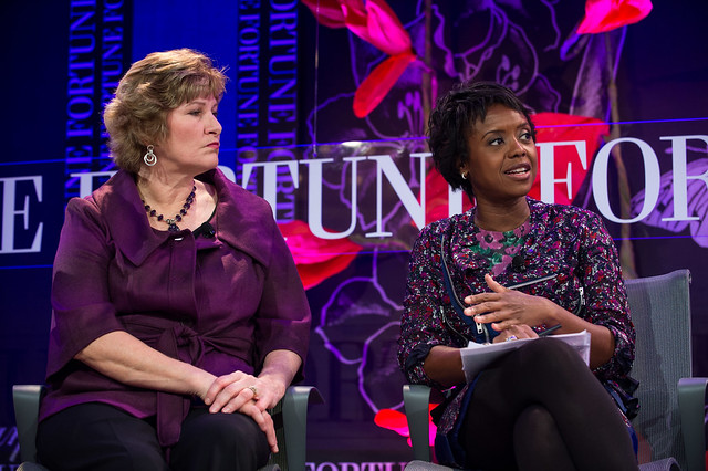 Fortune Most Powerful Women 2012