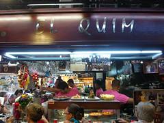 El Quim (WordRidden) Tags: barcelona spain tapas bo boqueria elquim