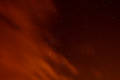 cloudy stars (will668) Tags: uk greatbritain england stars unitedkingdom orion constellation starsinthesky will668 starsandcloud