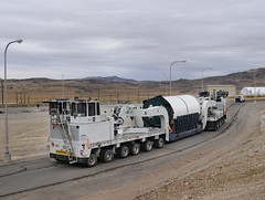 Solid Rocket Booster Assembly (NASA, Space Launch System, 10/02/12) (NASA's Marshall Space Flight Center) Tags: utah nasa atk sls promontory spaceexploration solidrocketbooster spacelaunchsystem