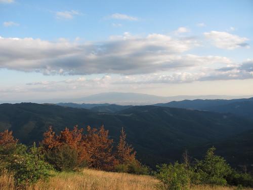 Изглед от Лиляка / View from Lilyaka peak