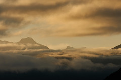 Alps . Walliser morning (Is_Anybody_Out_There...?) Tags: switzerland mountain paysage wallis suisse valais montagne schweiz alps sonya7r2 nuage isanybodyoutthere landscape alpes clouds