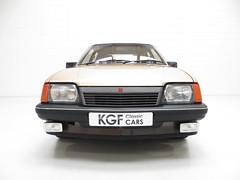 1984 Vauxhall Cavalier Mk2 SRi (KGF Classic Cars) Tags: kgfclassiccars vauxhall cavalier sri 130 astra nova mk2