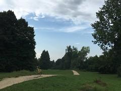 Torino - Parco fluviale del Po ... by TO-BYKE (huc66) Tags: vallere park green verde tobyke bycicle bicicletta river fiume parcofluvialedelpo po turin torino