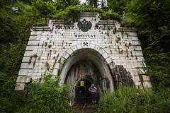 Salt Mine Entrance, Hallstatt (chrisgj6) Tags: hallstatt oberösterreich austria at
