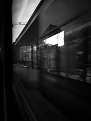 Hamburg - Baumwall (chicitoloco) Tags: hamburg baumwall u3 u3station u3bahnstation metro metrostation reflections reflektionen