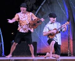 Starlit Hui (Barry Wallis) Tags: hawaii oahu aulani koolina starlithui ukulele
