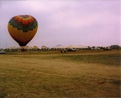 Balloon Fest (railynnelson) Tags: balloonfest hotairballoon harrisburg pa 1990