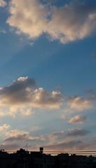 SunSet (ameera_hasan1987) Tags: sun sunset مغرب غروب الشمس سحب سحاب cloud sky