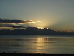 Sonnenaufgang Sunrise 02.08.2016 (Manuela Vierke) Tags: deutschland germany meckpomm mecklenburgvorpommern insel rgen isle prorerwiek ostsee meer balticsea sonne sun wolke cloud sonnenaufgang sunrise sommer summer august 02082016 02august2016