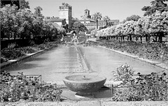 Jardins de l'Alcazar, Cordoba, Andalucia, Espana (claude lina) Tags: claudelina espana spain espagne andalucia andalousie city town ville architecture cordoba cordoue alcazar jardins gardens fontaine fountain