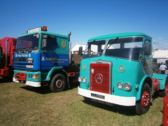 Allelys duo. (Sidmouth Ian) Tags: allelys daf atkinson