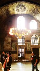 20160506_161242 aya sofia4 erw (Luciana Adriyanto) Tags: travel turkey turkeytrip istanbul ayasofya hagiasofia agyasophia museum architecture v1olet lucianaadriyanto