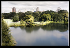 Central Park, New York (mcleod.robbie) Tags: new york central park city water pond
