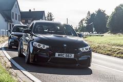BMW F80 M3 (belgian.motorsport) Tags: bmw f80 m3 touristenfahrten nordschleife 2016 nurburgring nrburgring trackday