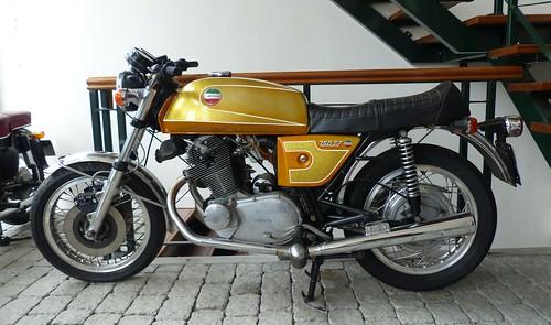 Laverda 750 SF gold l