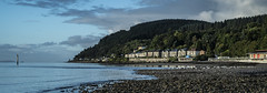 Houses in the West Bay - Dunoon Sept 2016 (GOR44Photographic@Gmail.com) Tags: dunoon gor44 scotland cowal sea cloud firthofclyde house shore coast fujifilm xpro1 xf35mmf14 water