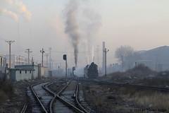 I_B_IMG_9118 (florian_grupp) Tags: asia china steam train railway railroad fuxin liaoning sy coal mine 282 mikado steamlocomotive locomotive