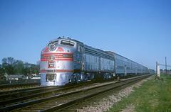 CB&Q E9 9989A (Chuck Zeiler) Tags: cbq e9 9989a burlington railroad emd locomotive naperville dinky train chz chuck zeiler